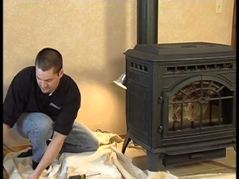 Quadra-Fire® Mt. Vernon AE Pellet Stove: Annual Maintenance Video on
