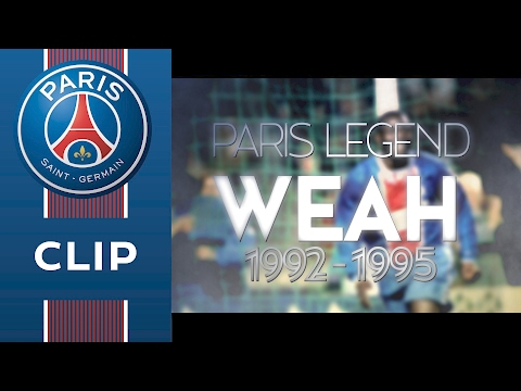 GEORGE WEAH : BEST-OF PARIS SAINT-GERMAIN