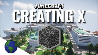 Build the Earth | Creating X | Minecraft Bedrock Edition