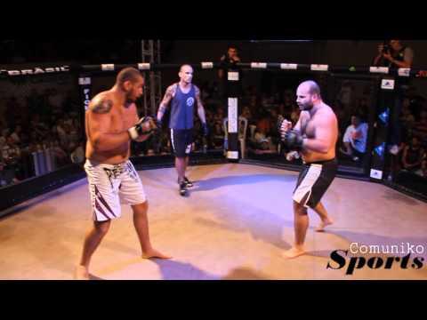 LUTA 08 EDUARDO X MONTANHA MMA  1 VIÇOSA FIGHT