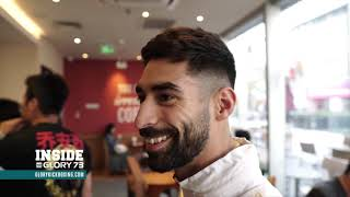 'Back(side) to the Future': Inside GLORY 73 SHENZHEN Fight Week - Part 1