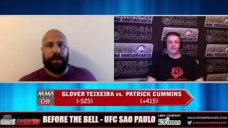 Before the Bell with Nick Kalikas and Frank Trigg - UFC Fight Night 77