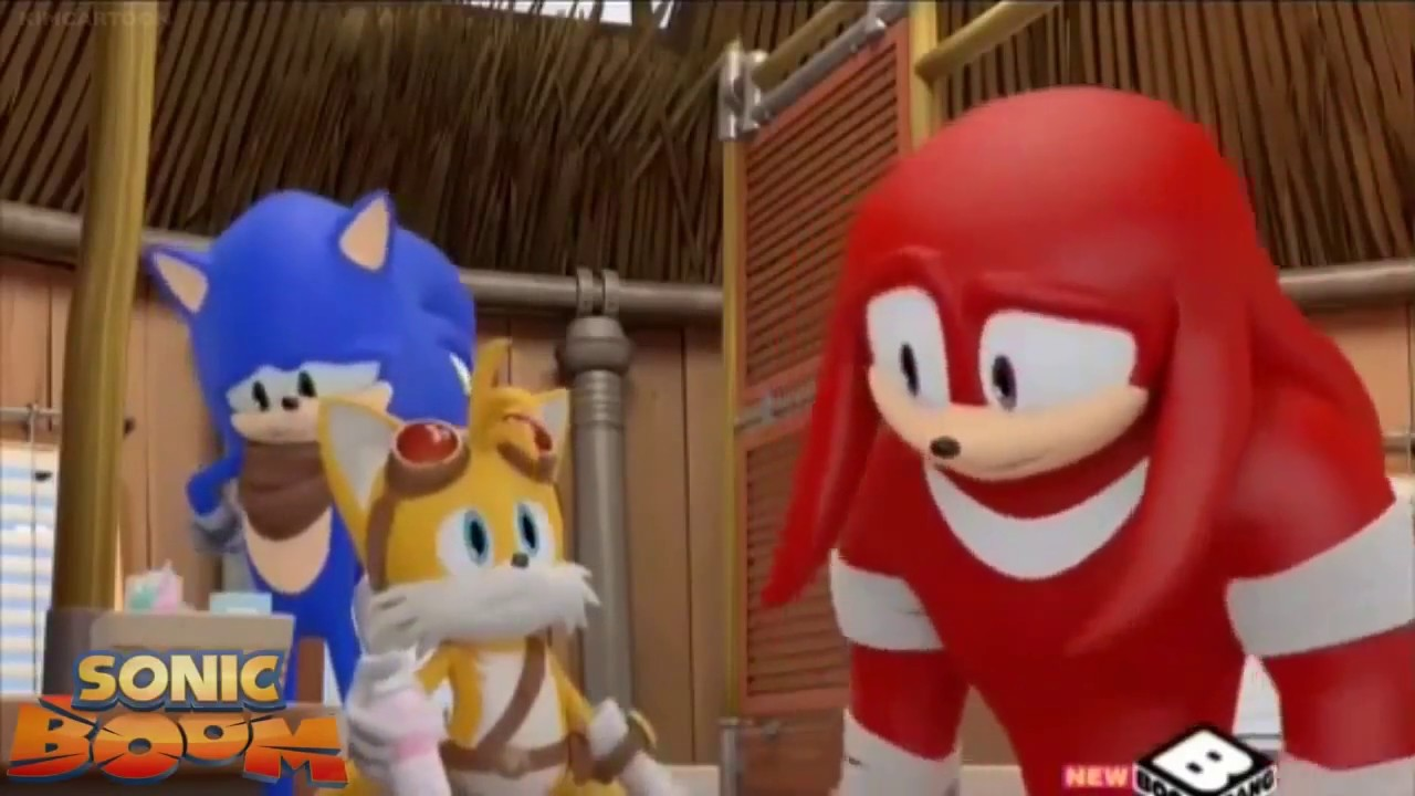 cartoon sonic boom season 2 episode 30 flea ing from trouble youtube