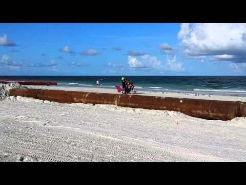 Pass A Grille Beach Reclamation 08/10/14