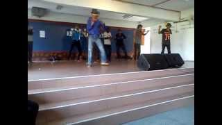 Thuppaki Kutti Puli Kootam Medley Song Dance Performance (Rehearsal)