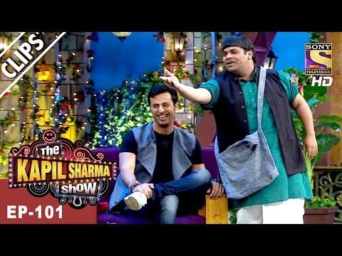 Doodhwala is Back With A No-Bell Prize Joke ! - The Kapil Sharma Show - 29th Apr, 2017
