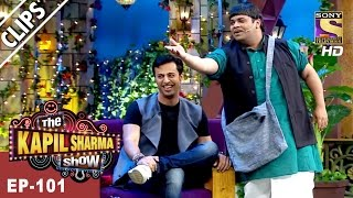 Doodhwala is Back With A No-Bell Prize Joke ! - The Kapil Sharma Show - 29th Apr, 2017