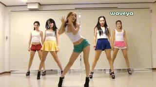 PSY - GANGNAM STYLE Korean Girls dance team (Subscribe my Channel)