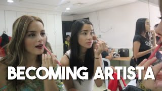 Becoming Artista (Philippine Showbiz)