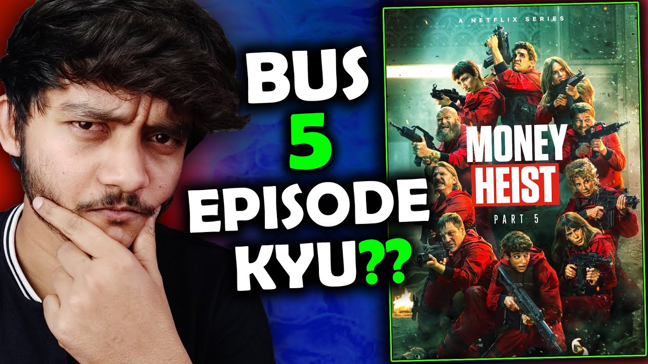 Download Money heist season 5: IT IS BACK BABY 🔥🔥 Lekin baki ka kaha hai? 🤷♂️