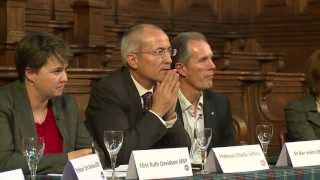 The union: an historical perspective - is it better together or is independence the answer?