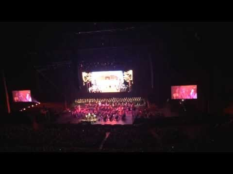 Andrea Bocelli - Nessun Dorma - First Direct Arena, Leeds