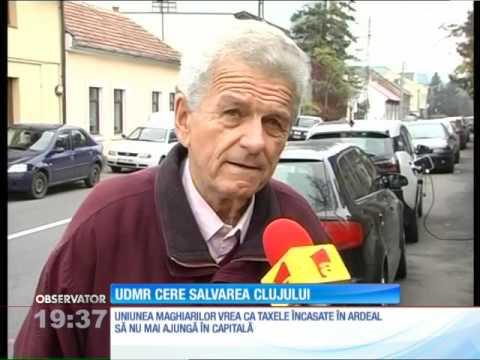 UDMR cere salvarea Clujului