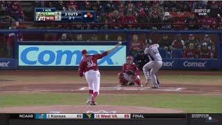 Cañeros de los Mochis vs Águilas de Mexicali - Juego 4 (25 de Enero)