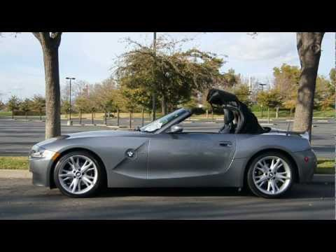 2008 Bmw Z4 Roadster 3 0i At East Bay Bmw Youtube