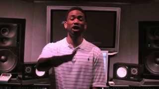 Castaway - Trust Nobody ( In-Studio video ) Ft Lil Phat - Filmed By Gutta TV