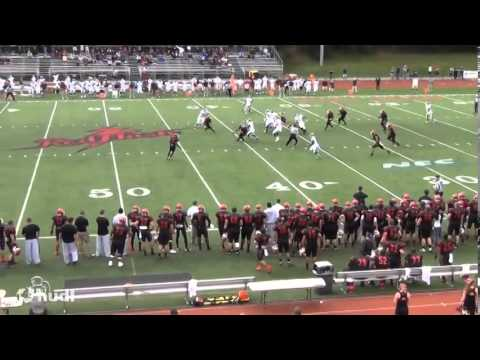 Tebucky Jones Jr 2013 Fordham Football Highlights