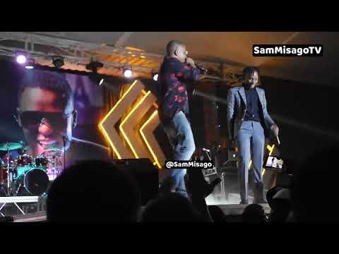 HIVI NDIVYO BILL NASS AMELIFANYA JUKWAA LA FUNGA MWAKA NA KING KIBA
