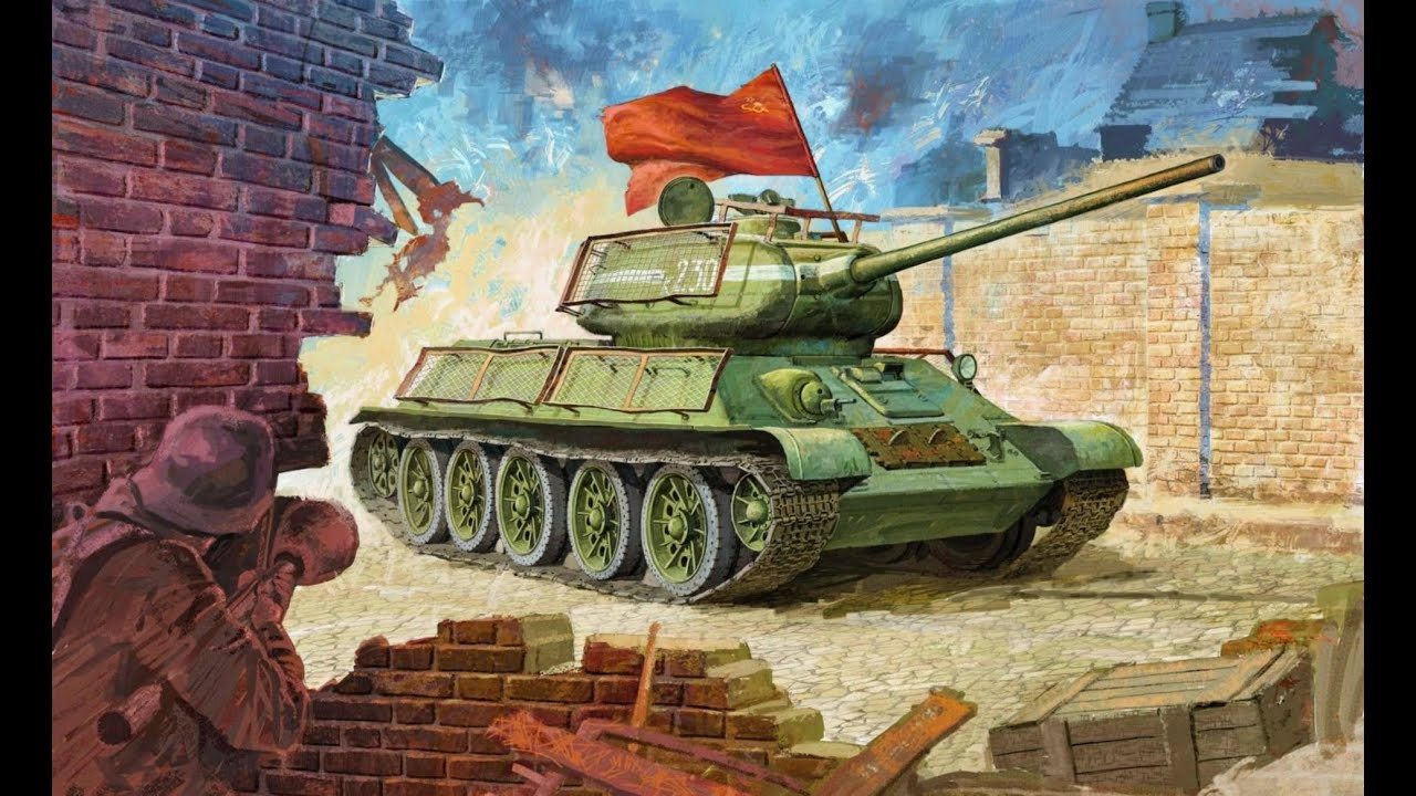 Battle Stations: T-34 Russian Victory (HQ with Extras ...
