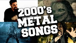Top 50 Best Metal Songs of the 2000s