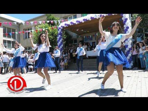 ''SON ZENG'' 11-ci sinif Şagirdlerin Super Flashmob Reqsi / 2019