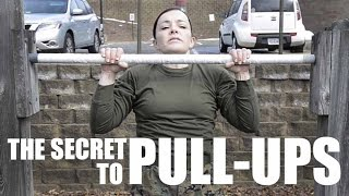 The Secret to Pull-Ups | How to Go From 0 to 20+