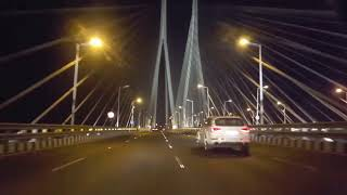 Udd Gaye by Rutviz (Bacardi House Party Sessions and AIB) on the beautiful Sea Link