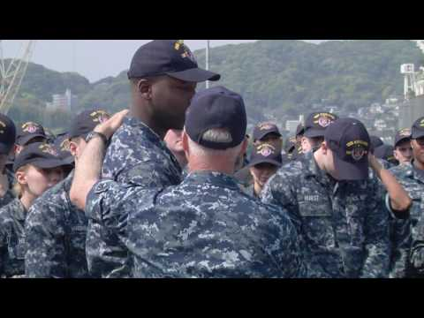 Vice Adm. Tom Rowden Force Message