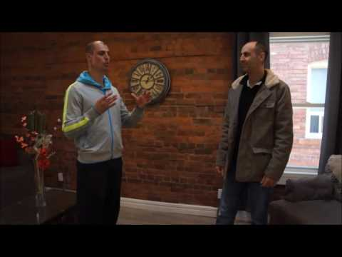 East York Modern Duplex Conversion After Renovations - Episode #200