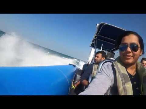 High speed RIB Boat from DUBAI MARINA-ATLANTIS-BURJ AL ARAB  …