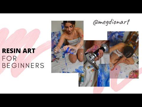 ❤️RESIN ART FOR BEGINNERS❤️