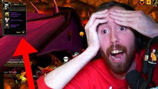 Asmongold And Mcconnell Lose it When Onyxia Drops...