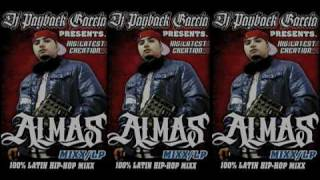 Dj Payback Garcia- ALMAS MIXX -A La Venta Ya!!