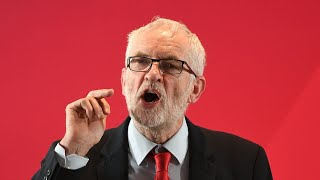 Jeremy Corbyn promises £77bn to Scotland at Glasgow campaign event, watch his speech again
