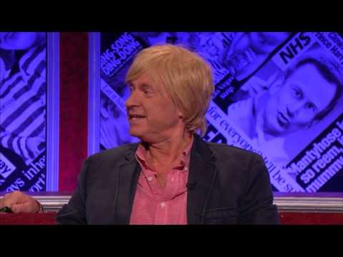 Have I Got News For You - Michael Fabricant Embarrasses Himself