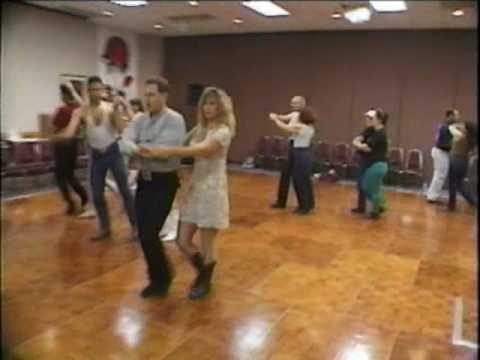 Two Step Dance Class