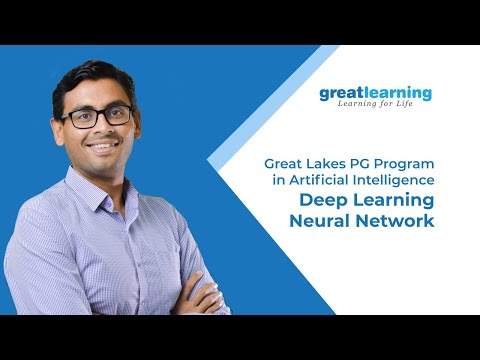 Great Lakes PG Program in Artificial Intelligence
