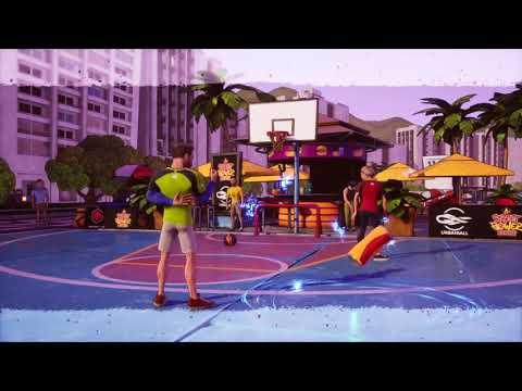 Street Power Football Gameplay |