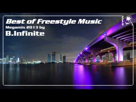 Best of Freestyle Music [mixed by Bte 2013]