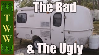 My Casita Travel Trailer: The Bad & The Ugly