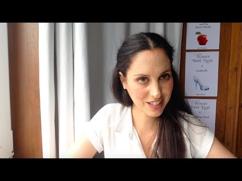 Funny Fairy Tales Blog Tour June 22 Book Lover Promo Reut Barak