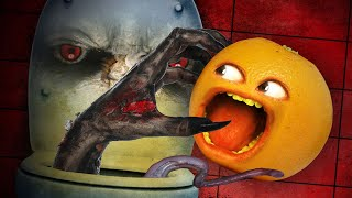Annoying Orange - TOÏLET TERROR! #Shocktober