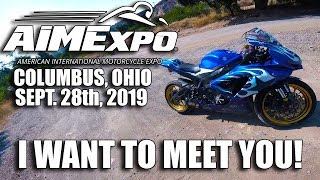 Attn: Mid West - I Want to Meet YOU! - AIMExpo 2019