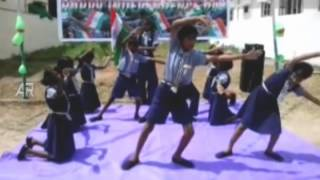 Maa Tujhe Salaam Dance (Sign School Kids)