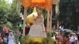 Karnaval SMPN 1 Bangil  2015