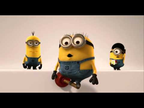 Despicable Me Funny Minions - YouTube