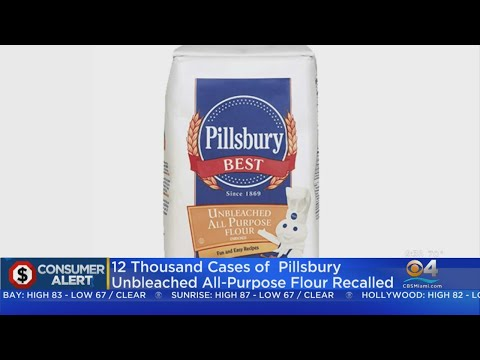 The Eddie Foxx Show -  FLOUR RECALL! Some Pillsbury Product Tainted With Salmonella