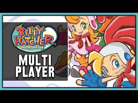 Billy Hatcher and the Giant Egg - Multiplayer