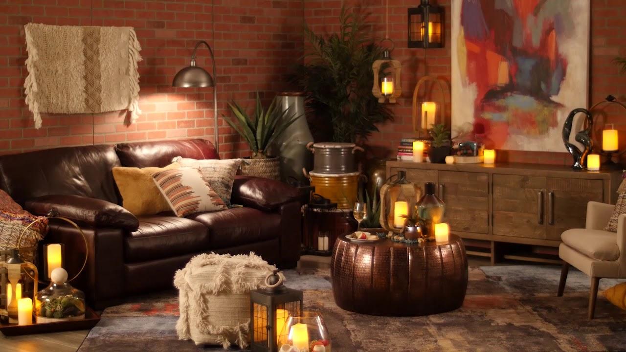 Boho Chic Living Room Design Tips You