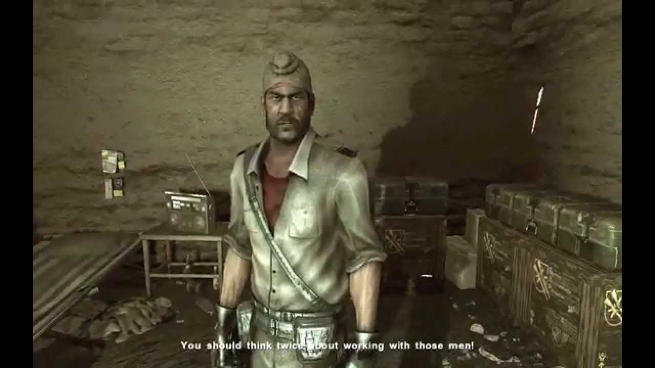 Far Cry 2 - Offer from Quarbani Singh - YouTube